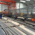 最优价电焊网轧机,钢筋笼焊缝直径500-2000mm