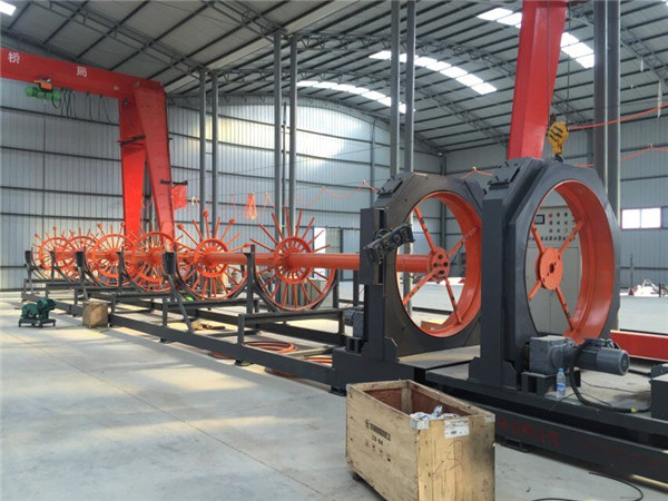 cnc钢保持架焊接机钢辊缝焊机用于建筑