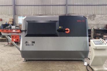 中国制造商4-12mm自动控制钢丝,钢筋弯曲机