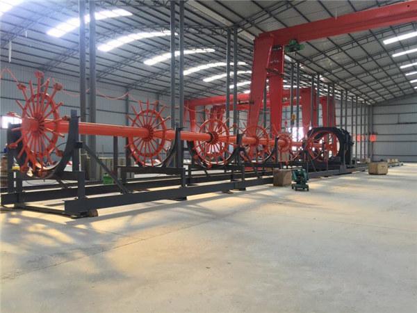 建筑桩笼焊接机缝焊机与ISO
