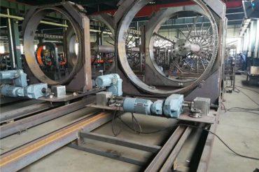 pc棒材焊接机用于预制混凝土搅拌桩