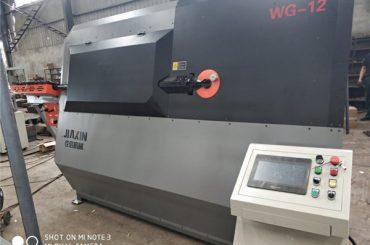 中国自动箍筋机变形钢筋工业机械设备